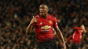 Anthony Martial Man Utd 2018-19