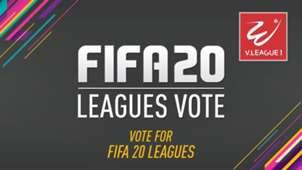 V League FIFA 20 Vote