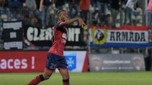 Florian Ayé Clermont Ligue 2