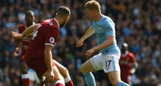 Kevin De Bruyne Manchester City 09092017
