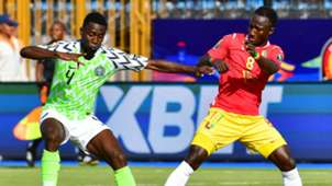 Wilfred Ndidi Naby Keita Nigeria Guinea 2019