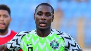 Odion Ighalo Nigeria 2019