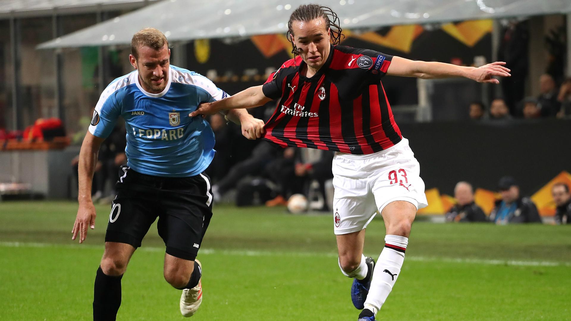Calciomercato Milan, Laxalt sull'uscio: non convocato per Cesena