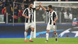 Juventus Higuain Pjanic Scudetto 2017