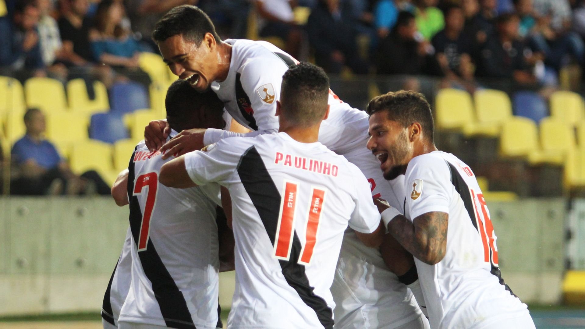 Univ Concepcion Vasco Copa Libertadores 31012018