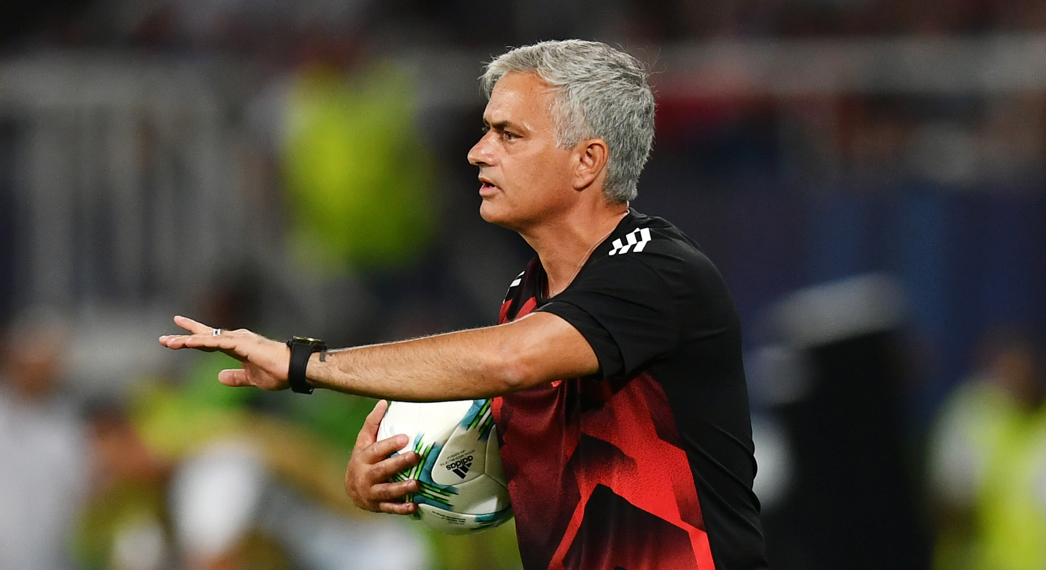 Jose Mourinho Real Madrid Manchester United UEFA Super Cup