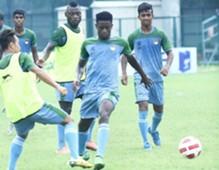 Mohun Bagan players