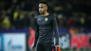 Pierre-Emerick Aubameyang Borussia Dortmund 01112017
