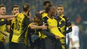 Michy Batshuayi Borussia Dortmund Atalanta Europa League 15022018