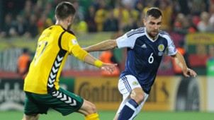 James McArthur Scotland