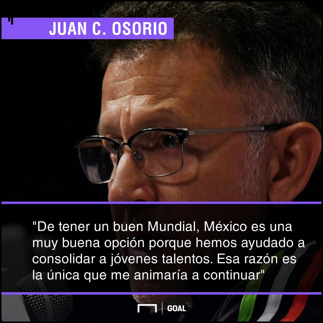 Juan Carlos Osorio PS