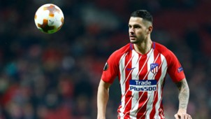 Vitolo Atletico Madrid Europa League