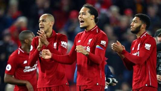 Virgil van Dijk Liverpool