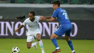Lorenzo Pellegrini Italy Arabia Saudita