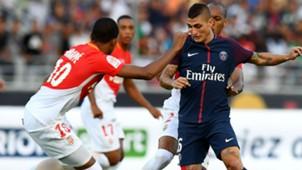 Marco Verratti Monaco PSG Trophee des Champions 29072017