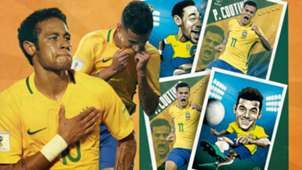 Neymar album Copa do Mundo 27 03 2018