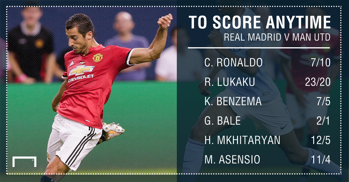GFX STATS REAL MADRID V MANCHESTER UNITED AGS