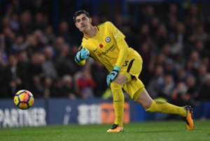 18-11 West Brom - Chelsea Courtois