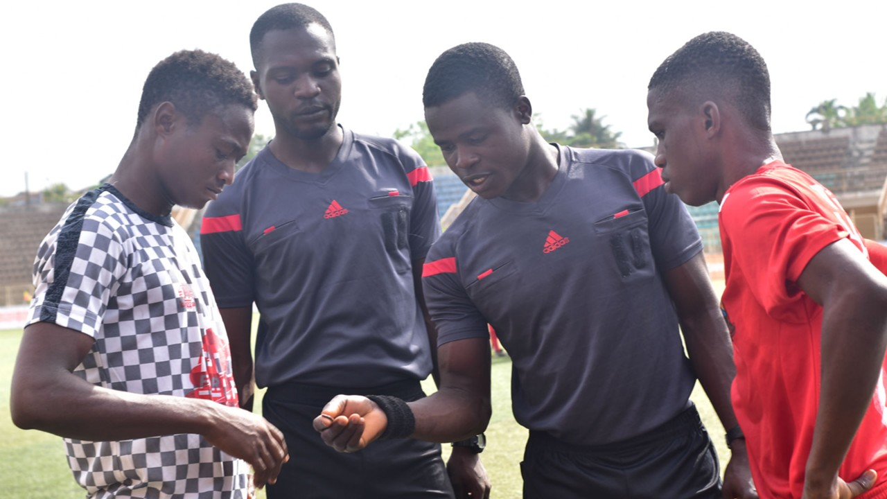 Eko United vs Clique Sport