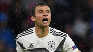 Thomas Muller Germany 2018-19