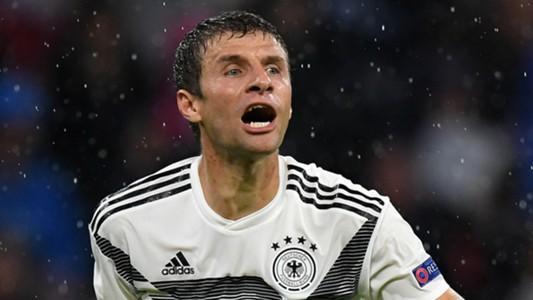 Thomas Muller Germany 2018-19