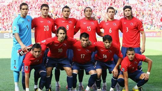 160610 Chile Honduras Sudáfrica 2010