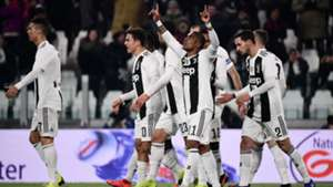 Douglas Costa Juventus Chievo Serie A