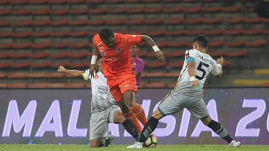 Patrick Ronaldinho Wleh, PKNS, Perak, Malaysia Cup, 29/07/2017