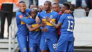 Cape Town City players