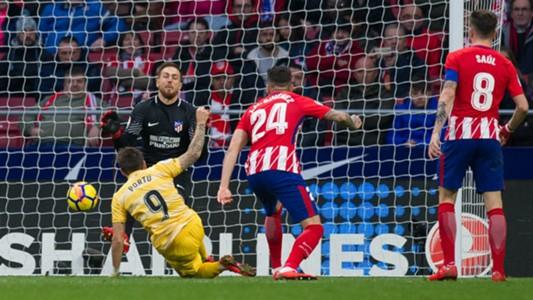 Portu Atletico Madrid Girona LaLiga