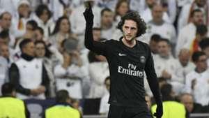 Adrien Rabiot Real Madrid PSG Champions League 14022018