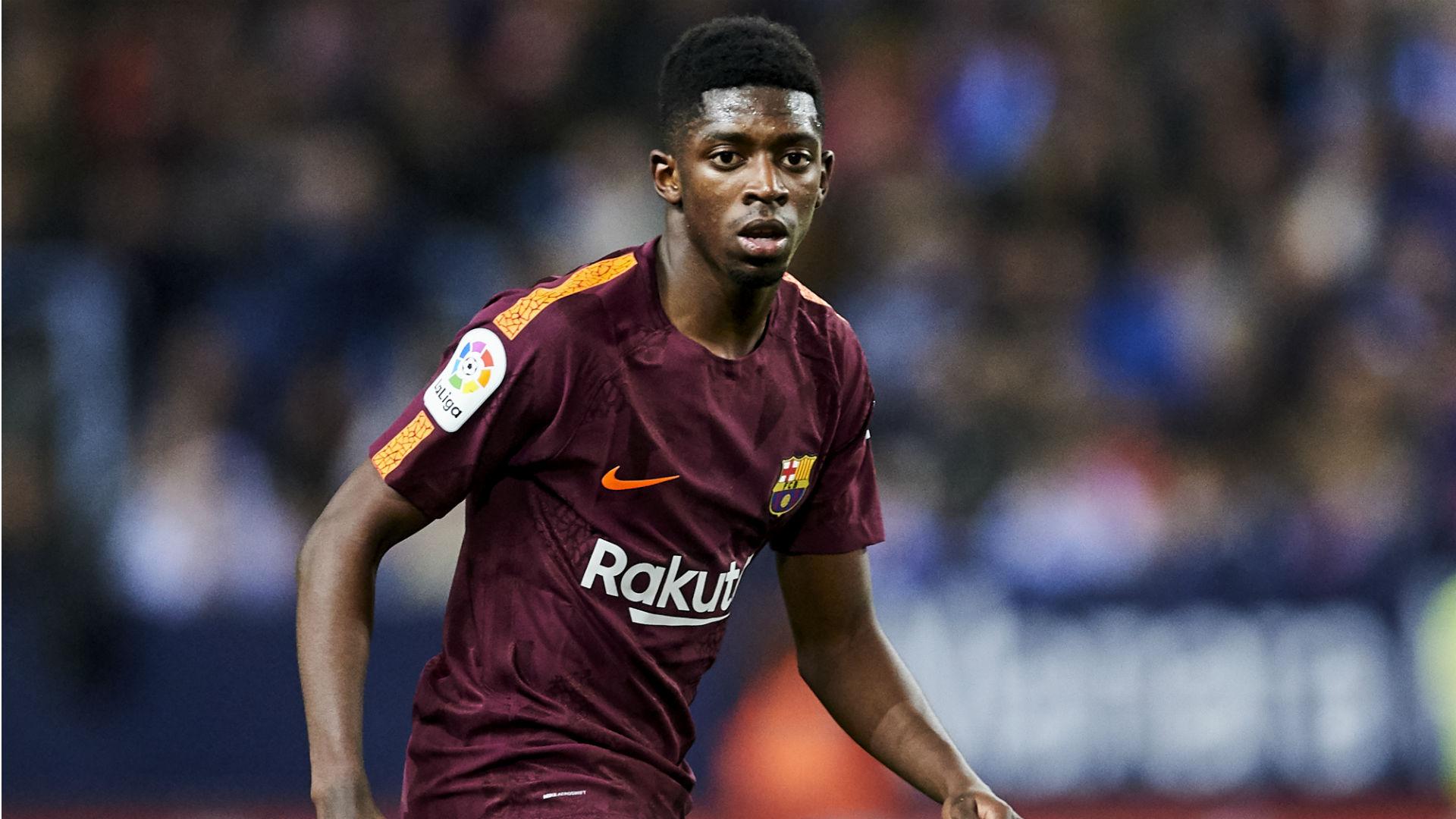 Ousmane Dembele Barcelona La Liga