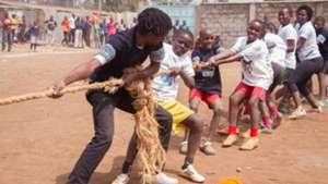 Everton vist to Kenya lead photo.
