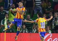 Valencia Against Betis