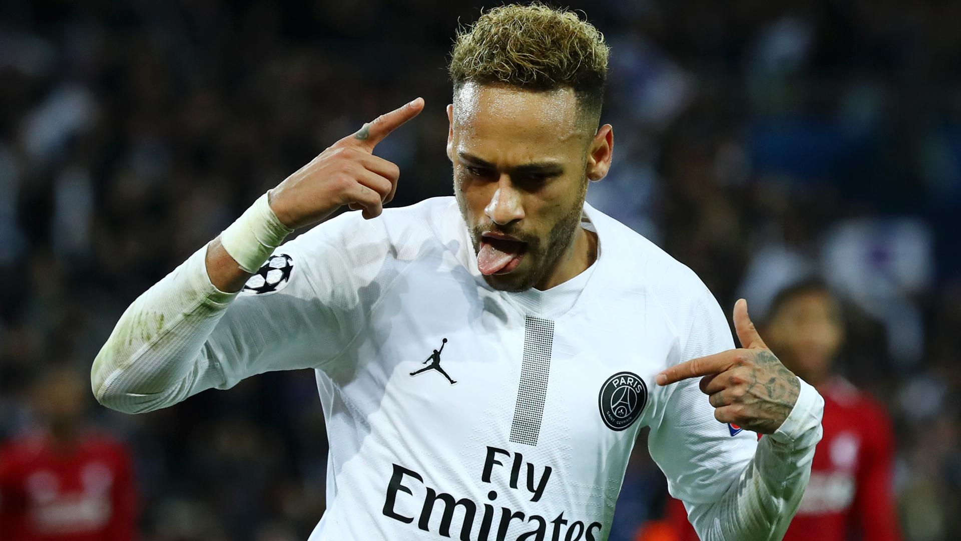 Neymar PSG Liverpool 28112018