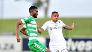 Bloemfontein Celtic, Lucky Baloyi & Bidvest Wits, Daine Klate