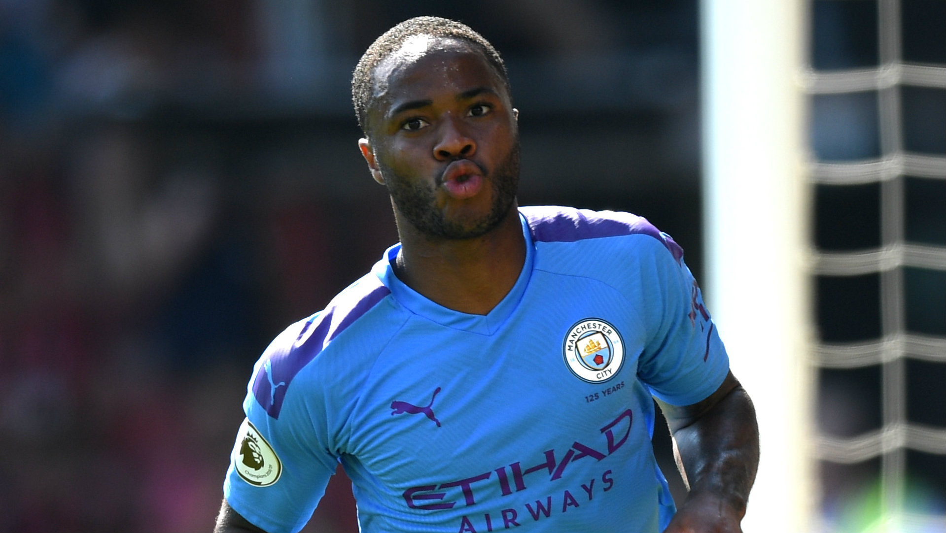 Raheem Sterling Bournemouth vs Manchester City 2019-20