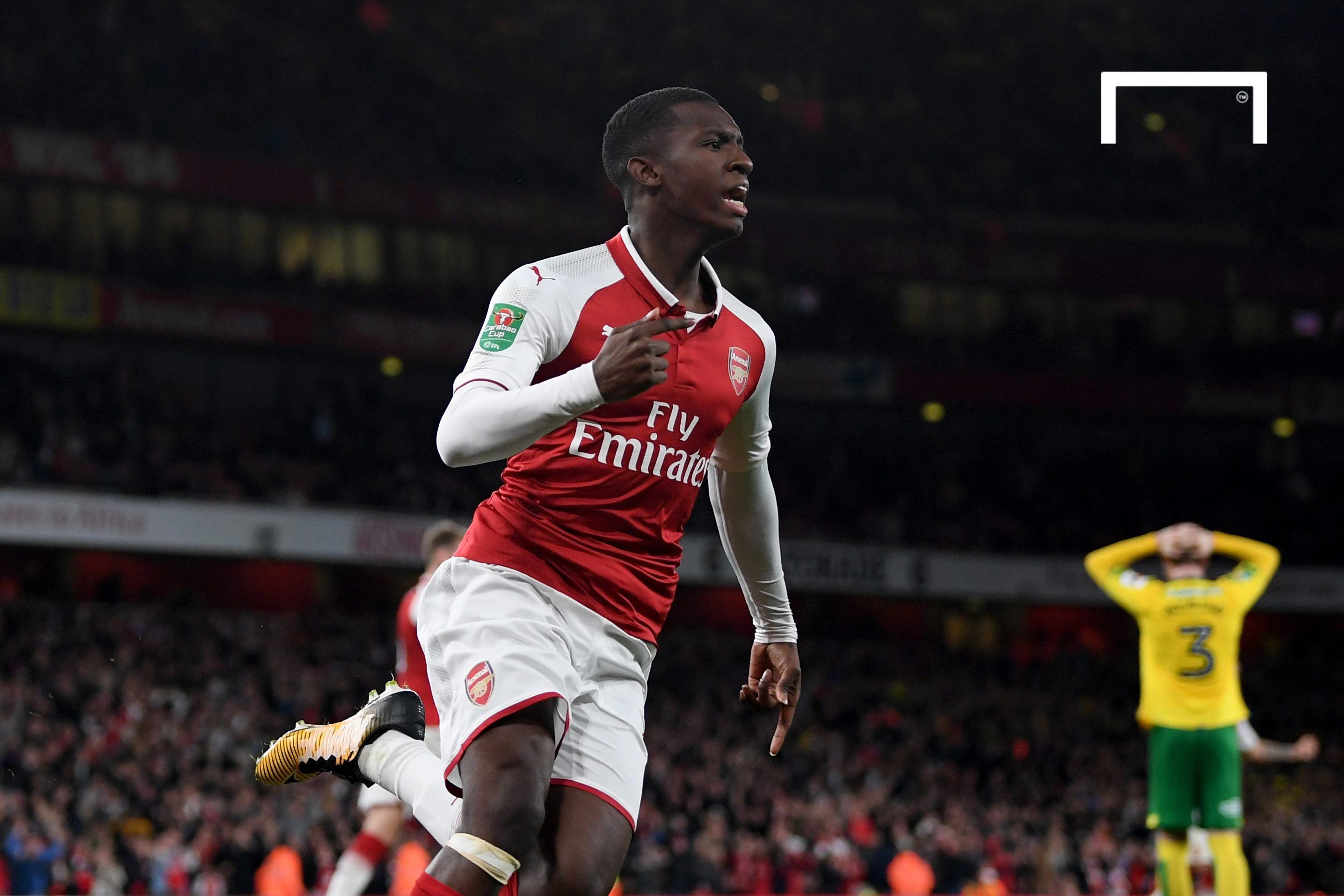 Edward Nketiah - Arsenal