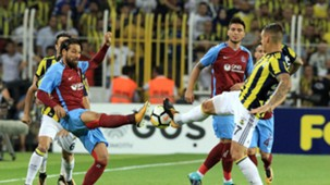 Olcay Sahan Martin Skrtel Fenerbahce Trabzonspor 08202017