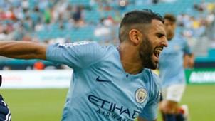 Riyad Mahrez Manchester City 2018-19