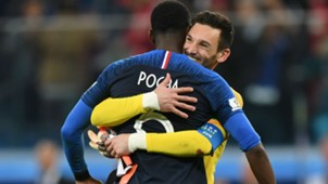 Hugo Lloris Paul Pogba France