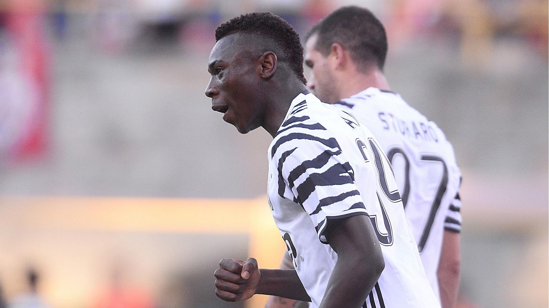 Moise Kean, Juventus, Serie A, 05272017