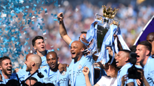 Manchester City 2017-18