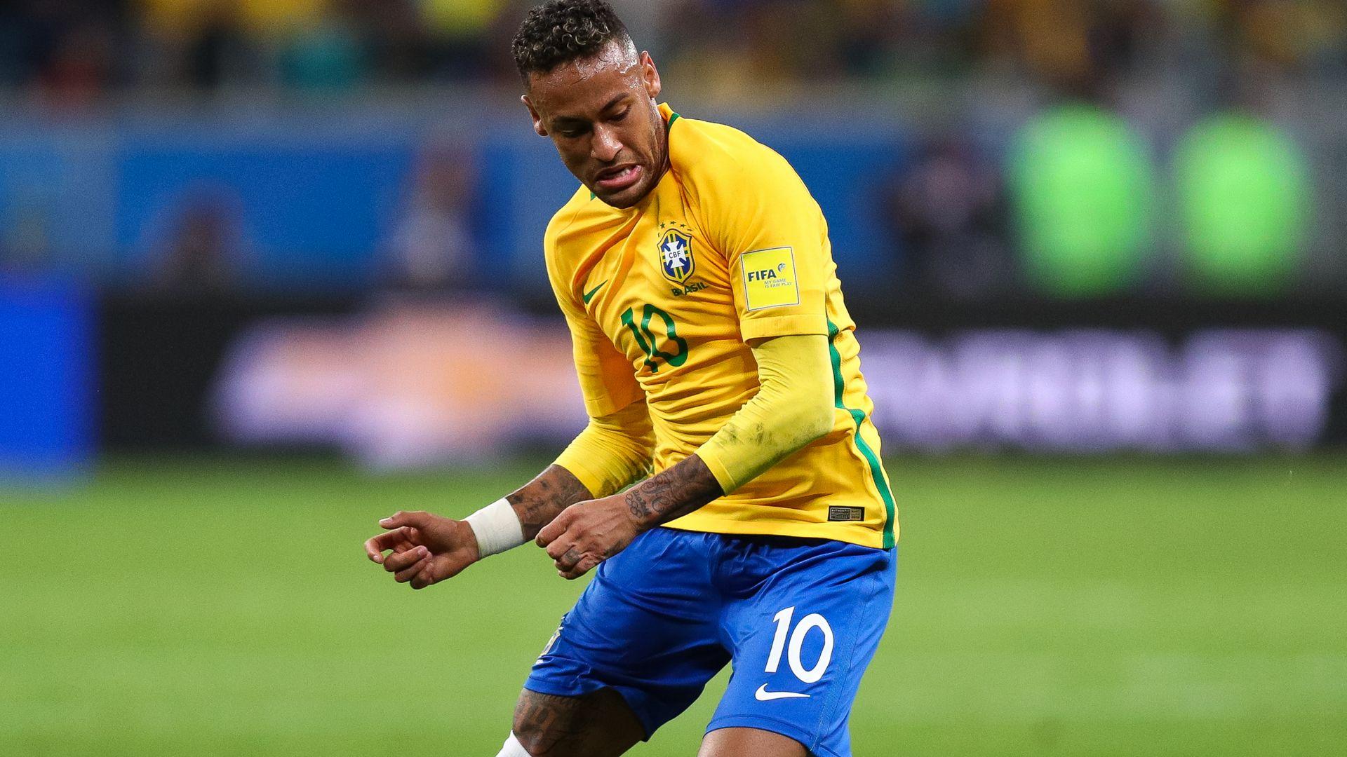 Neymar Brazil Brasilien WM-Qualifikation Ecuador