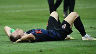 Luka Modric Russia Croatia World Cup 2018