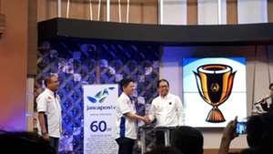 Djoko Driyono - Piala Indonesia