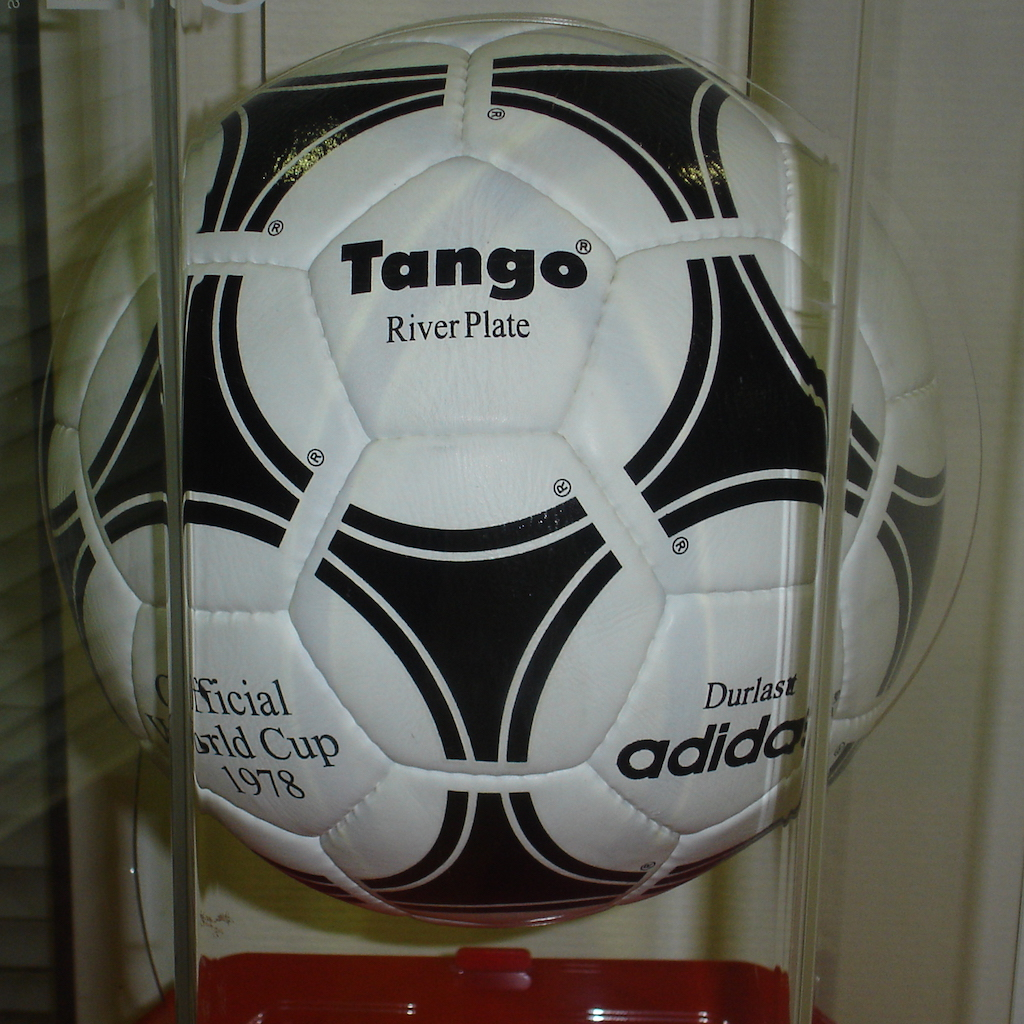 Adidas Tango 1978 World Cup ball