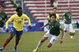Bolivia contra Ecuador