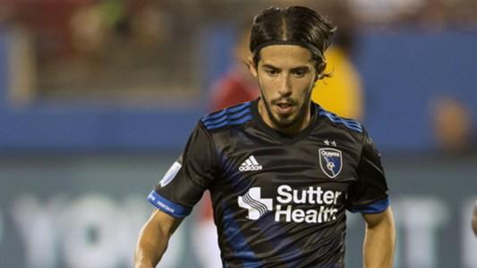 Jahmir Hyka San Jose Earthquakes MLS