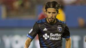 Jahmir Hyka San Jose Earthquakes MLS